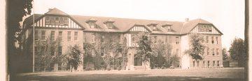 "Telfer, Jean. ""Coqualeetza Residential School in Sardis, Chilliwack, BC,"" circa 1935-1939."