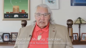 Statement from the Honourable Murray Sinclair
